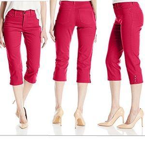 🆕 NYDJ SZ 4 Ariel Crop Jeans